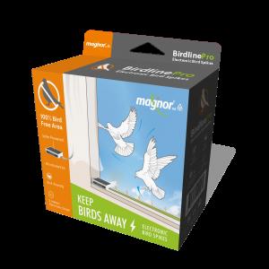 2m Kit Birdline Pro Solar Box